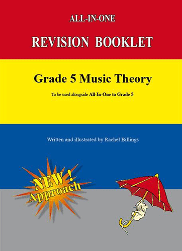 Grade 5 music theory Revision Booklet